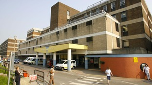Queen Alexandria hospital in Portsmouth