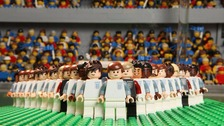 Lego England Squad