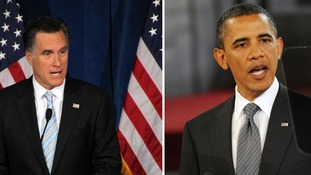 Mitt Romney and Barack Obama will meet in the first of three debates tonight