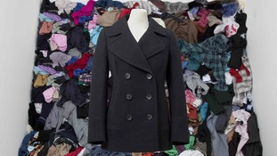 M&S to sell coat made from second-hand clothes