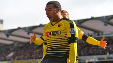Deeney scored 15 goals for Watford last season.