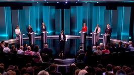 Leave and Remain go head to head in EU referendum debate