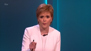 Nicola Sturgeon argued strongly in favour of Remain