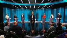 ITV1's EU referendum debate