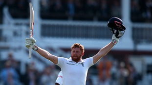 Bairstow targets more Lord's success after century against Sri Lanka