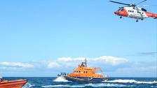 Coastguard service