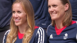 Helen Glover and Heather Stanning had only rowed together for two years before the last Games.