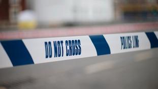 Police investigate A1 crash in Peterborough.