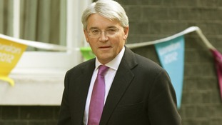 Chief Whip Andrew Mitchell r