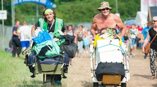 Thousands expected at the Isle of Wight Festival