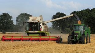 Drivers asked to respect farm vehicles on roads