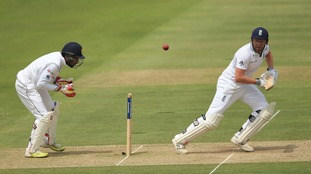 Jonny Bairstow's 167 not out turned an unpromising innings into a comprehensive and potentially match-winning score.