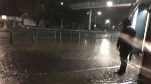 Business in Hull clearing up after third flood in 10 years