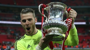 David De Gea on accusations emerging from Spain - 'it's a lie, it's a lie'