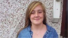 Fifteen year old Kayleigh's body was found last November.