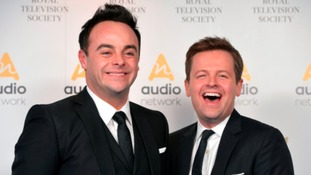 'Mams will be proud' of Ant & Dec's OBEs