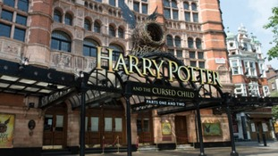 Part one of Harry Potter and the Cursed Child was shown to an audience for the first time on Tuesday