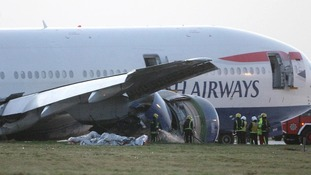 Out of court settlement after Heathrow crash