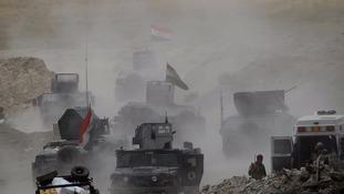 Iraq: At least 30 killed in Islamic State attack in Fallujah