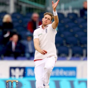 Stuart Broad has been awarded an MBE in the Queen's Birthday Honours.