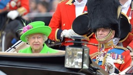 Queen at 90: Trooping the Colour for second day of celebrations