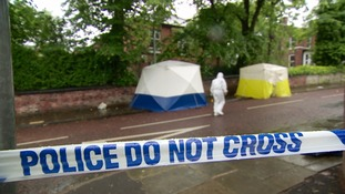 Three arrested after man stabbed to death in Salford