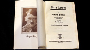 Italian newspaper criticised after giving away copies of Hitler's book