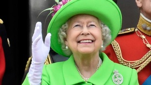 Queen's 90th: Huge street party will bring birthday celebrations to a close