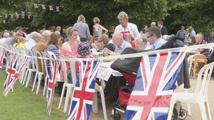 Weekend of celebrations across the South for Queen's 90th birthday