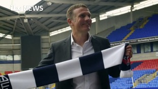 Phil Parkinson says building character will be his number one priority after taking charge at the Macron Stadium.
