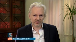 Julian Assange: EU 'permits lack of democratic accountability'