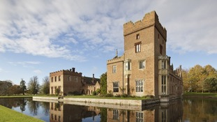 Oxburgh Hall in Norfolk