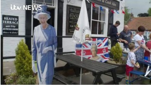 'Her Majesty' joins in the fun