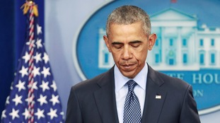 Obama wants gun laws tightened in America after numerous mass murders.