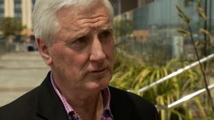 Phil Austin, Jersey FA President
