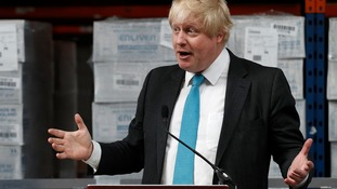 Boris Johnson: £350 million a week goes to the EU and that is an understatement