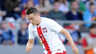 Liverpool bid £9.5 million for Udinese's Piotr Zielinski