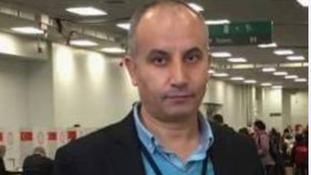 Mehmet Degerli died in a small residents' car park