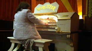 Wurlitzer wonder working again in Bowness