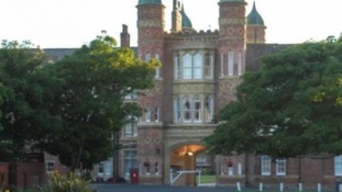 Rossall School was founded in 1844.