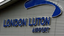 Luton Airport has had its busiest ever day
