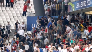 Euro 2016: Somerset man jailed in connection with football violence