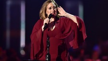 Adele is in Antwerp for the latest leg of her tour
