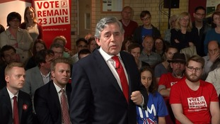 Gordon Brown: EU can help tackle terrorism and illegal immigration