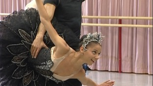Celine Gittens will take to the stage at Birmingham Hippodrome with her partner Tyrone Singleton.