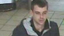 Police want to speak to this man in connection with the five thefts