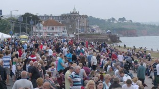 Torbay attracted tens of thousands of visitors this weekend for its first Air Show