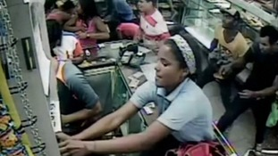 Footage shows Venezuela looting amid economic crisis
