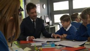Super headteacher wins national recognition