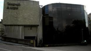 Telegraph & Argus building